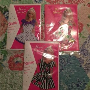 Barbie Fashion greeting cards (3)